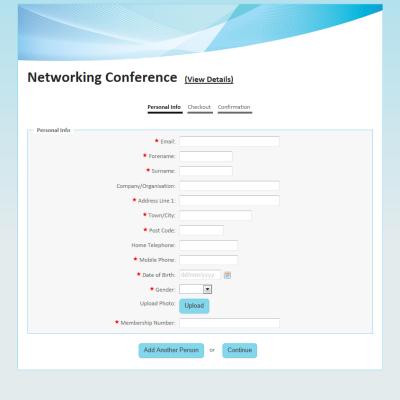 Doc10201320 Event Registration Form Template Word Event – Registration Form Template Word